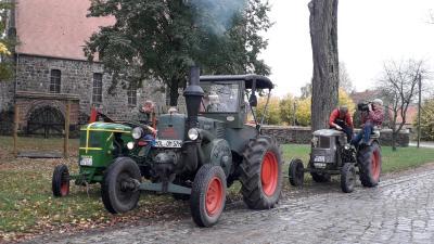 Foto zur Meldung: Der Landschleicher in Zinndorf
