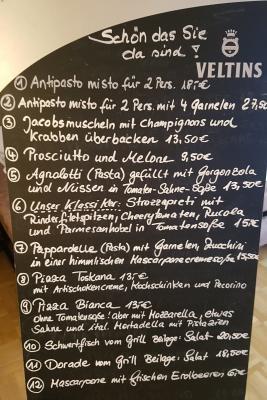 Foto zur Meldung: Ristorante il gusto Italiano: Öffnungszeiten, Empfehlungskarte & Corona-Regeln
