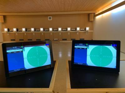 Umbau der Luftgewehrhalle