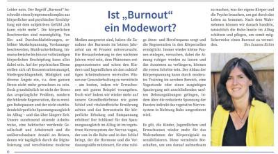 """Vorschaubild zur Meldung: Ist """"Burnout"""" ein Modewort?"""