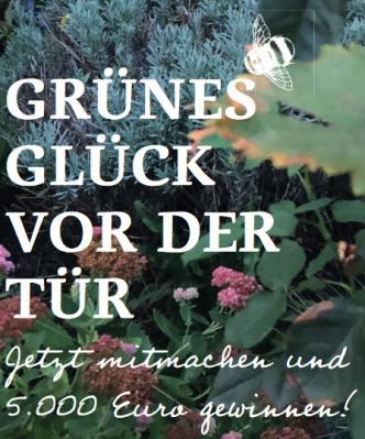 """Foto zur Meldung: Land Hessen sucht """"Grünes Glück vor der Tür"""""""