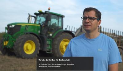 Bild der Meldung: Vorteile der HofBox für den Landwirt