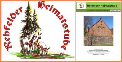 Foto zur Meldung: 10. Rehfelder Heimatheft und Rehfelder Heimatkalender 2020 erschienen!
