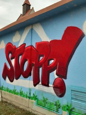 GRAFFITI-PROJEKT in Buchhain