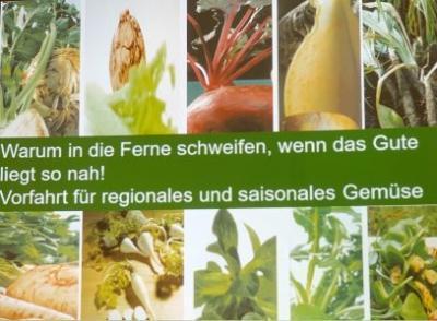Alte Gemüsearten neu entdecken