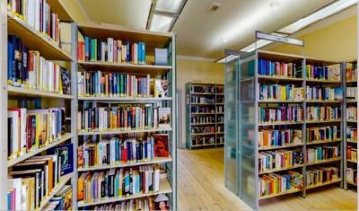 Vorschaubild der Meldung: Die Bibliothek bleibt geöffnet!