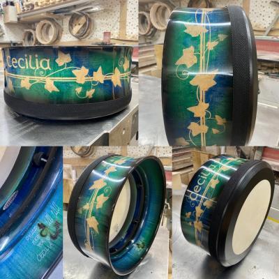 Custom made HighEndLine bodhrán