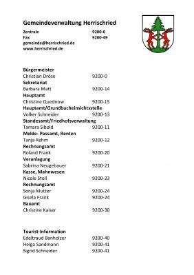 Kontakte_Rathausschließung Corona_20201019