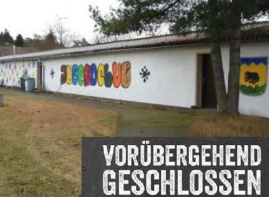 Vorschaubild zur Meldung: Schließung des Jugendclubs in Dreetz bis Ende November