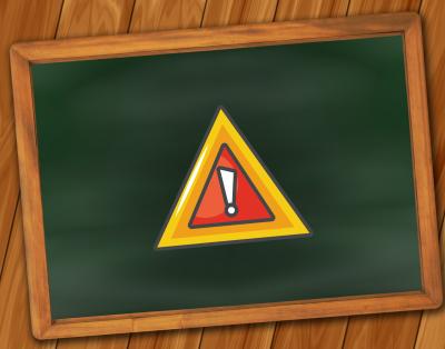 Vorschaubild zur Meldung: Achtung! - Wichtige Information zum Elternsprechtag
