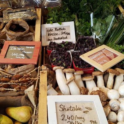 Bild der Meldung: Information zum Wochenmarkt in Bad Dürrenberg