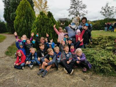 Foto zur Meldung: Herbstprojekttag vor den Herbstferien
