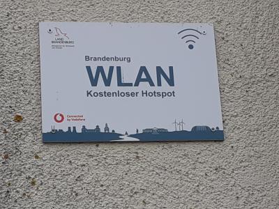 Vorschaubild zur Meldung: Wlan Hotspots im Amtsbereich Nennhausen