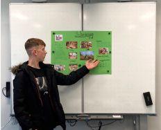 Foto zur Meldung: Betriebspraktikum der 8. Klassenstufe