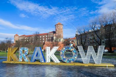 Der Eurocity Wawel fährt wieder nach Krakau