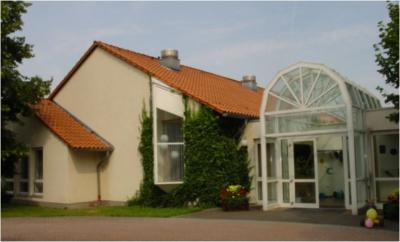 Foto zur Meldung: FREIES WLAN am Dorfgemeinschaftshaus Loshausen