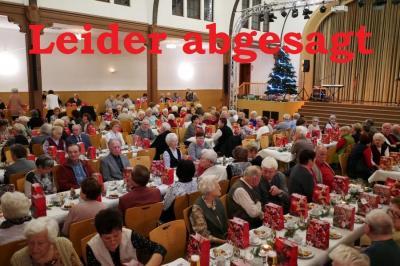 Foto zu Meldung: Der Seniorenbeirat informiert über Veranstaltungsabsagen
