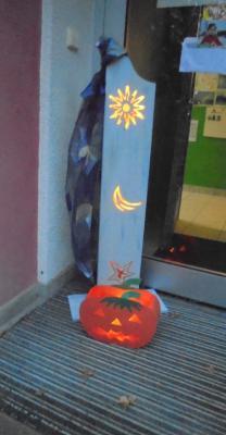 Foto zu Meldung: Lichterfest im Kindergarten Pfarracker