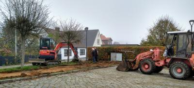 Foto zu Meldung: Dorfplatzgestaltung