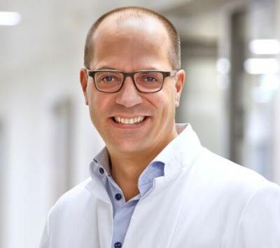 Dr. med. Peter Flies, Chefarzt der Inneren Medizin/Kardiologie