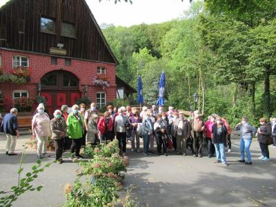 Reise ins Weserbergland