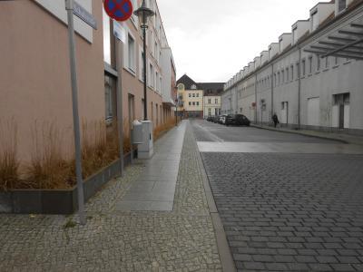 Vorschaubild zur Meldung: Radfahren entgegen der Einbahnstraße in der Schulstraße jetzt erlaubt