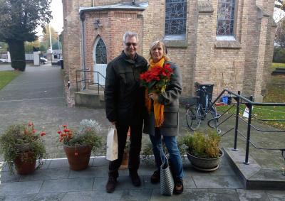 Bild der Meldung: Renate und Rüdiger Gottzein verabschiedet
