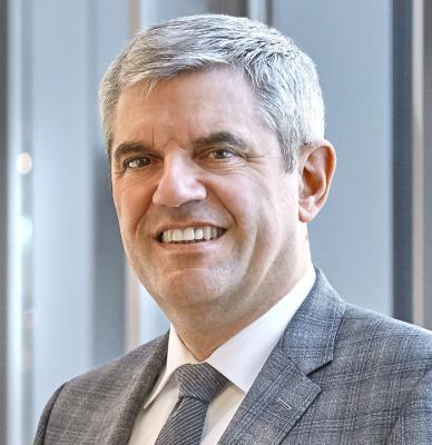 Guido Wernert, Geschäftsführer des Evang. Krankenhauses Dierdorf/Selters
