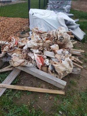 Vorschaubild zur Meldung: Illegale Müllablagerung in Borgwedel