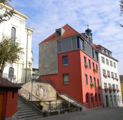 Rathaus Uffenheim ab 27.10.2020 für die Bürger wieder geschlossen!