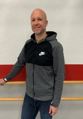 Foto zur Meldung: Joachim Hundhausen neuer Mitarbeiter in der Geschäftstelle