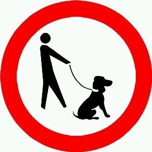 Anleinpflicht für Hunde