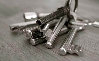 Bund mit Schlüsseln
