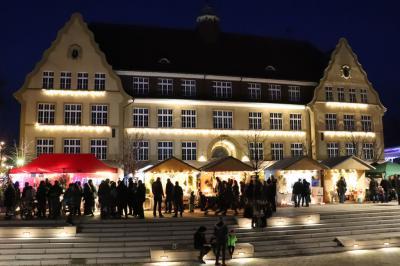 Adventsmarkt 2019 auf der Murger Mitte