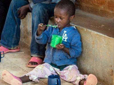 Bild der Meldung: 3000 € Spende an Projekt in Malawi