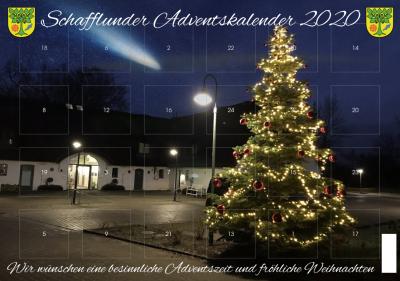 Foto zur Meldung: Sponsoren vom Adventskalender