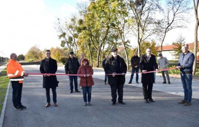 Foto zu Meldung: P&R-Erweiterung am Bahnhof Rehfelde