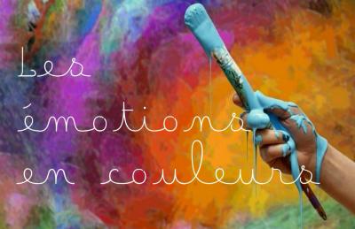 Vorschaubild zur Meldung: Classe 1b - Les émotions en couleurs