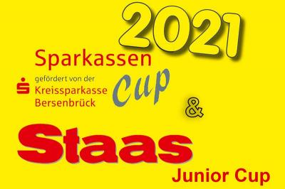 Sparkassen Cup & Staas-Junior Cup 2021