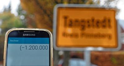 Vorschaubild zur Meldung: 1,2 Millionen EURO Defizit in Tangstedt