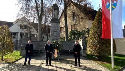 Bernd Horak, Roland Schmitt und Klaus Friedrich