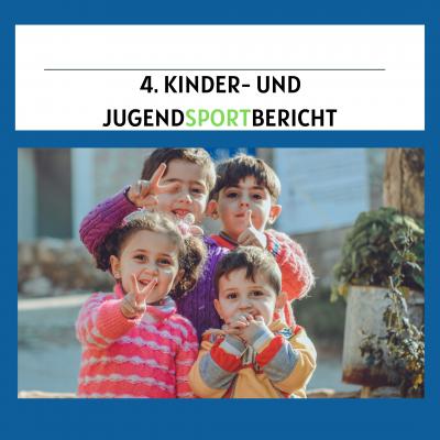4. Kinder- und Jugendsportbericht