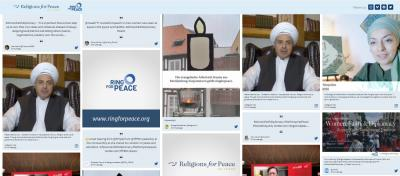 Vorschaubild der Meldung: 1st Assembly on Women, Faith & Diplomacy, Religions for Peace