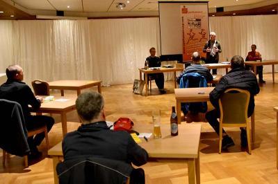 Mitgliederversammlung 2020 (Foto: Reinhard Rehkamp)