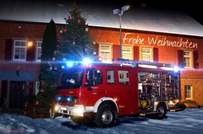 Bild der Meldung: Wir wünschen Frohe und gesunde Weihnachten