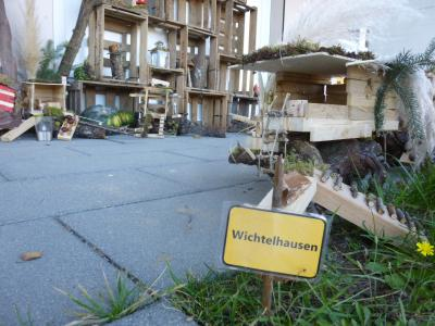 """Foto zu Meldung: Besuchen Sie unser Wichteldorf """"Wichtelhausen"""""""