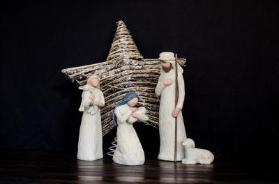 Foto zur Meldung: Termine zu Heiligabend im ev. Kirchspiel Querfurt