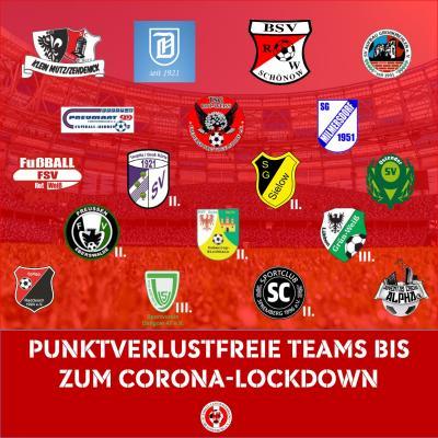 Vorschaubild zur Meldung: Das sind Brandenburgs ungeschlagene Teams