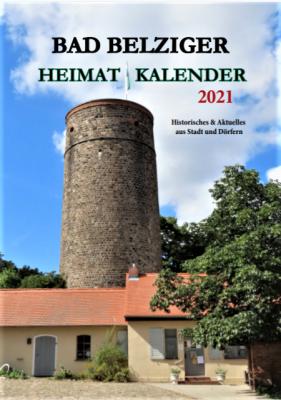 Bad Belziger Heimatkalender 2021