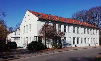 Gebäude in der Lechstr. 2